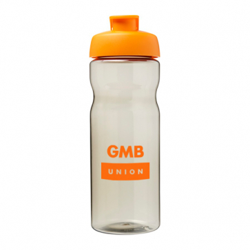 H20 Eco Bottle with Flip Lid (Personalised)