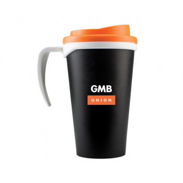 Americano With Handle (Personalised)