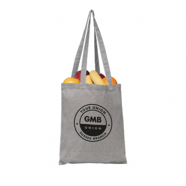 Recycled Cotton Tote (Personalised)