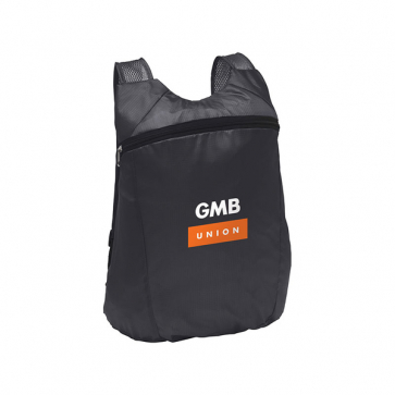 Fold Up Backpack (Personalised)