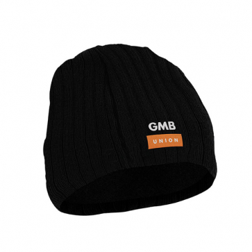 Cable Knit Beanie (Personalised)