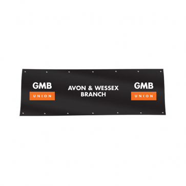 6x2ft PVC Banner (Personalised)
