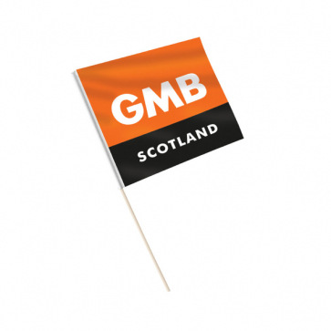 1 x 1m Large Flag (Personalised)