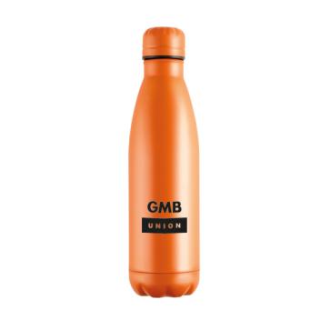 Mood Vacuum Bottle - Powder Coated (Personalised)