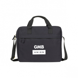 Harbledown' Canvas Laptop Business Bag (Personalised)