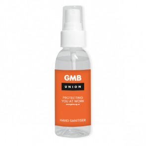 GMB 50ml Atomiser/Hand Sanitiser