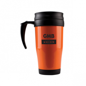 Plus Travel Mug (Personalised)