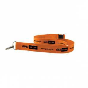 20mm Polyester Lanyard (Personalised)