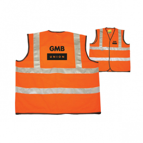 Standard High Viz Safety Vest