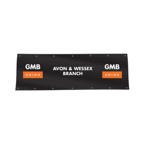 6x2ft PVC Banner