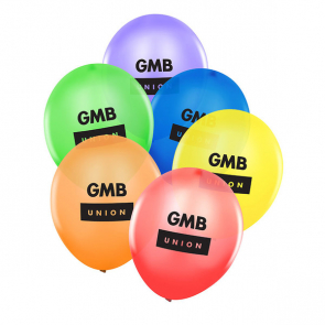 "12"" Balloon - Printed 1 Side (Personalised)"