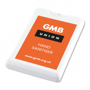 20ml Credit Card Hand Sanitiser
