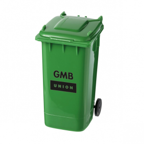 Wheelie Bin Pen Pot (Personalised)