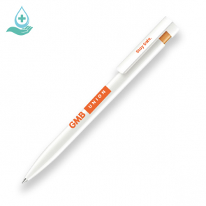 Liberty Polished Basic Antibac Ballpen