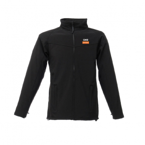 GMB Black Softshell Jacket