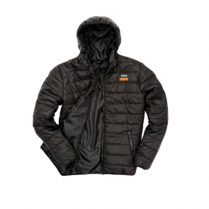 GMB Soft Padded Jacket Black