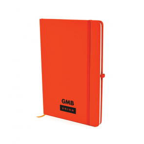 GMB Union A5 Notebook