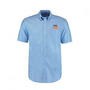Mens Oxford Short Sleeve Shirt - GMB Union
