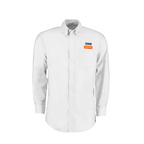 Long Sleeve Oxford Shirt - GMB Union