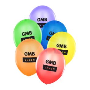 GMB PRIDE Balloons